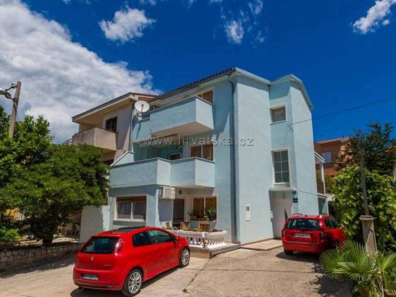 Apartamenty Fruk Jadranovo