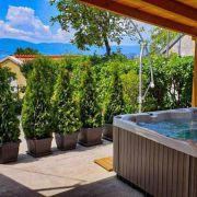 Dom wakacyjny Casa Matea w oazie zieleni