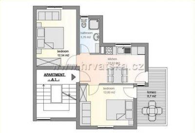 Apartamenty i pokoje Duje