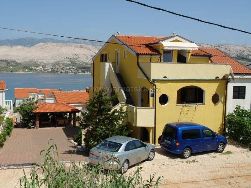 Apartamenty Jović Pag