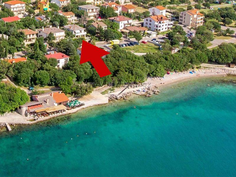 Dom MM, Apartamenty MM Klenovica, 25m od morza