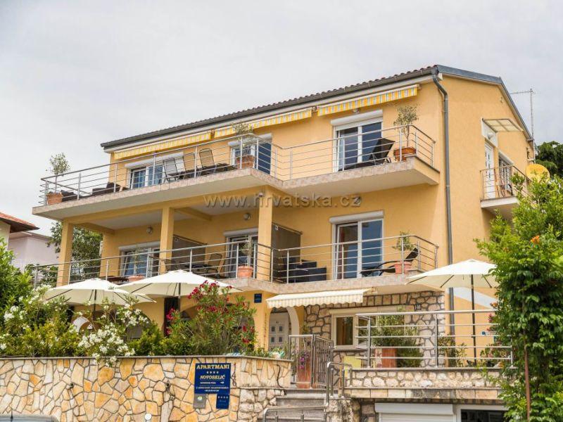 Apartamenty Novoselić
