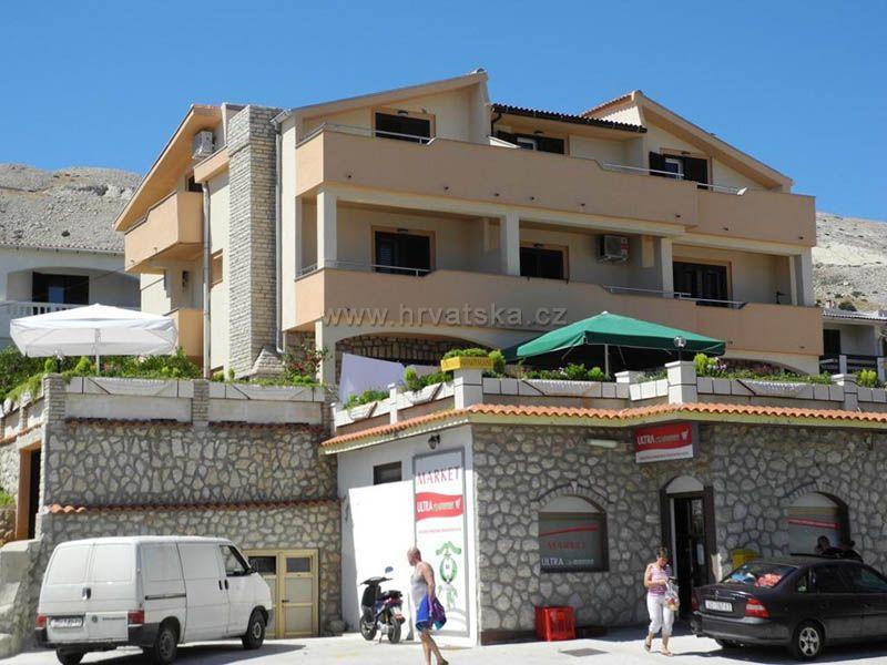 Apartamenty Palčić Pag