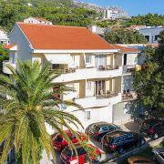 Apartamenty SILVA Tučepi