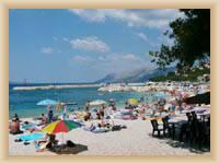 Baszka Voda - Plaż