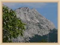 Park przyrodniczy  Biokovo
