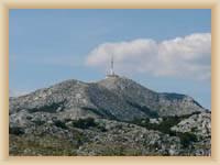 Park przyrodniczy  Biokovo - Góra Sveti Jure