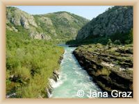 Rzeka Neretva