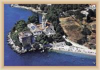 Bol - Klasztor