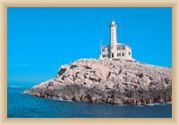 Kornati - Latarnia morska Blitvenica