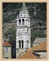 Wyspa Vis - Kościół Św. Cyprian