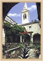 Zaostrog - Klasztor