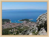 Makarska - Widok całkowity