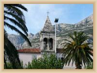 Makarska - Kościół