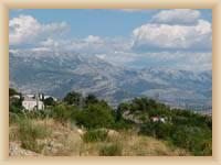 Pasmo górskie Mosor