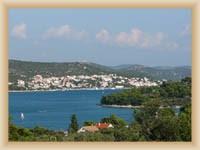 Wyspa Murter - Tisno
