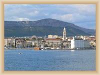 Split - Widok na miasto