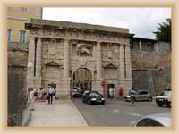 Zadar - Bramą miejską