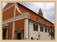 Zadar - Kościół Św. Simeona
