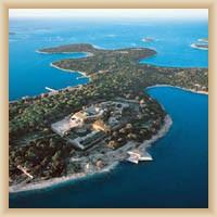 Park narodowy Wyspy Brijunskie
