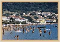 Baska - Plaża