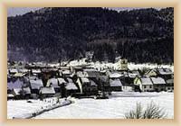 Delnice - zima
