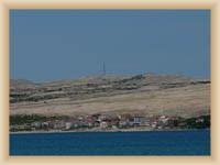 Kustici - Wyspa Pag